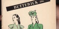 Butterick 3367 B