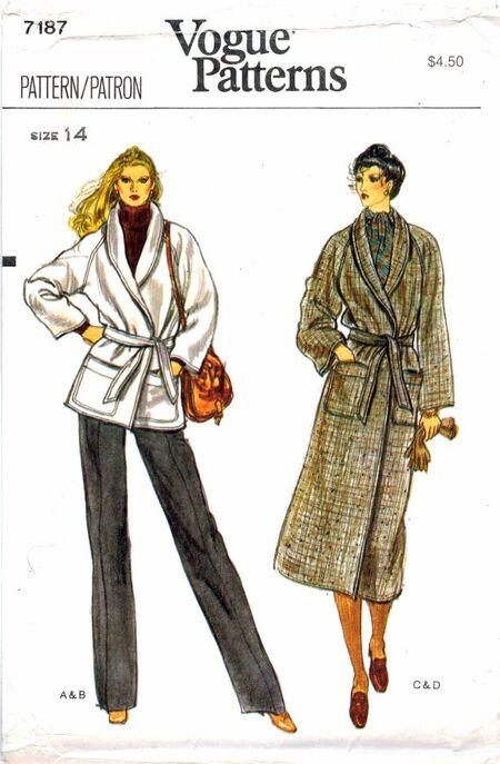 Vogue 1979 7187