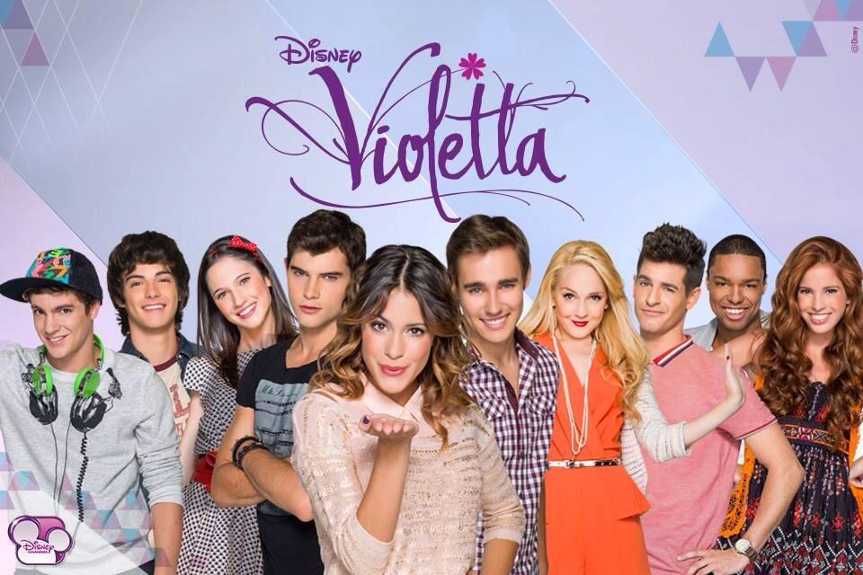 KEEP CALM AND Love Violetta cast Poster   Alessia   Keep Calm-o-Matic