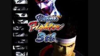 Virtua Fighter 3tb OST Theme of Lau