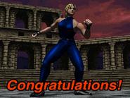 Sarah Congrats 1