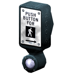 Crosswalk button preview
