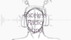 "Image of ""Faceless Radio Signal"""