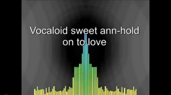 Hold on to love ft Sweet Ann