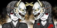 般若の面 -Mask of hannya- (Hannya no Men -Mask of hannya-)