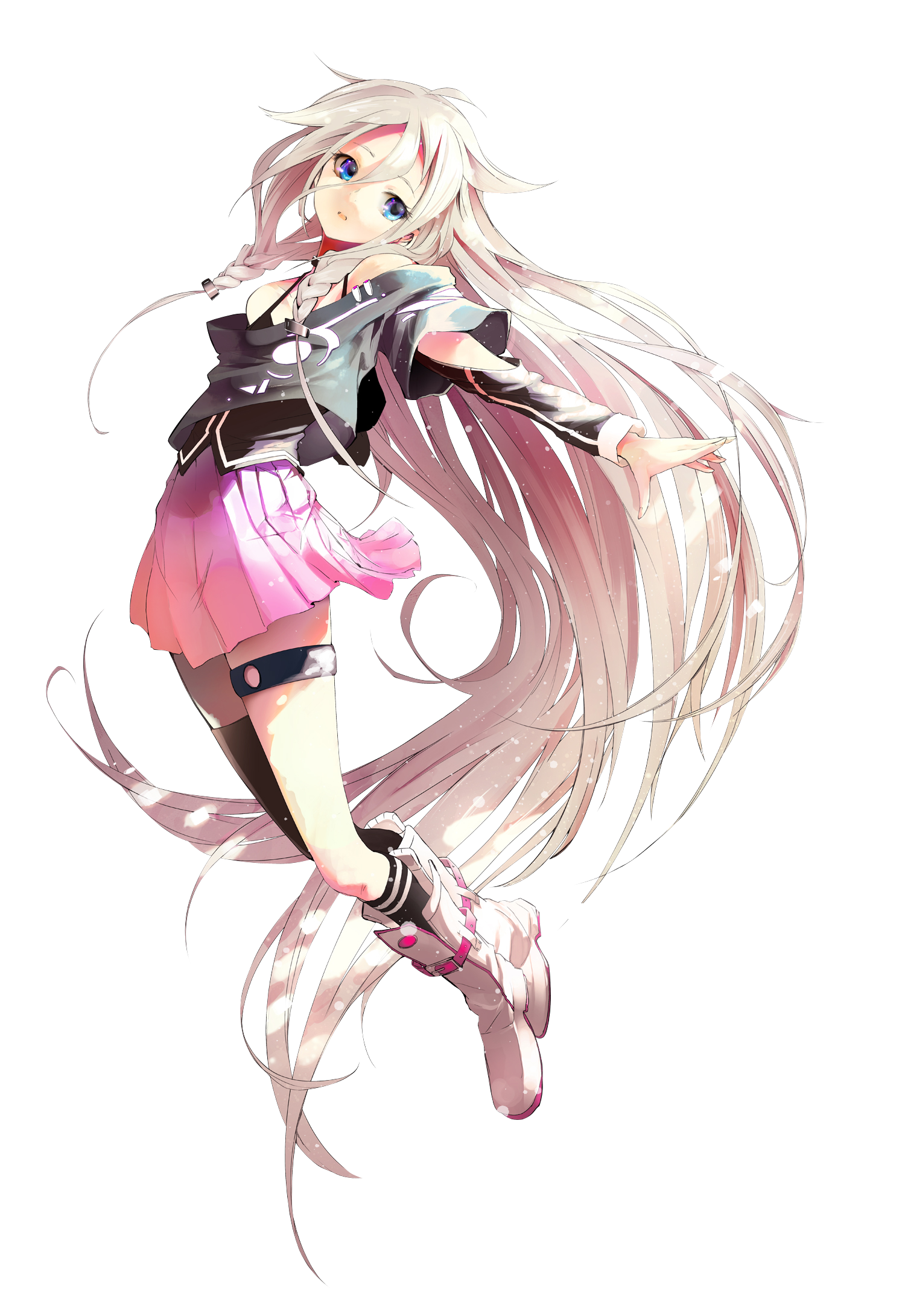 IA | Vocaloid Wiki | Fandom powered by Wikia  IA | Vocaloid W...