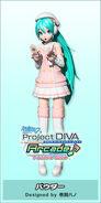 Hatsune Miku Powder PDArcadeFT Module