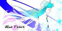 Blue tears