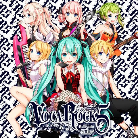 File:VOCAROCK collection 5 feat. Hatsune Miku.jpg