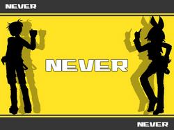 Never DATEKEN