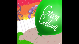 "Image of ""Green Balloon"""