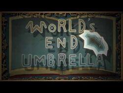 World's End Umbrella