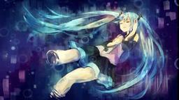 "Image of ""初音ミクの優しい眠り (Hatsune Miku no Yasashii Nemuri)"""