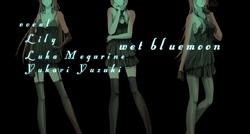 ストライク幼女フリーダム - Wet bluemoon