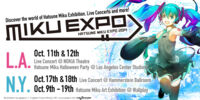 HATSUNE MIKU EXPO 2014 in LOS ANGELES and NEW YORK