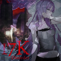 17k -Disorder single
