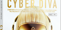 Songs featuring CYBER DIVA