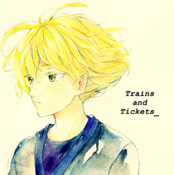 TrainsandTickets Album AdyS