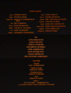 The Lion King Norwegian Credits