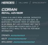 Official stats - Coran