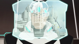 50. Shiro mindmeld image - ship launch (mission to Kerberors maybe)