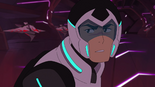 195. Uneasy Shiro after door shuts on him