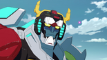 71. Serious Voltron after dodging energy ball