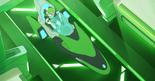 15. Pidge's speeder from above