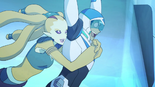 111. Lance and Nyma on zipline