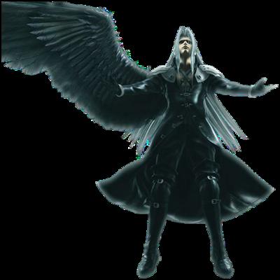 Sephiroth Advent Children Complete