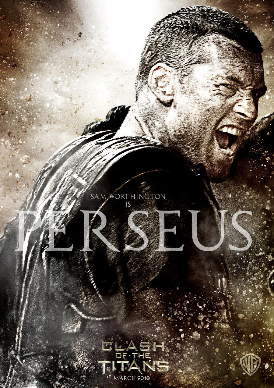 perseus  clash of the titans
