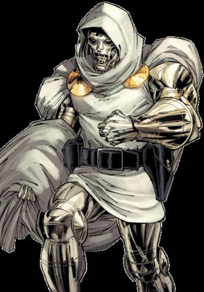 Victor von Doom (Earth-616) 006