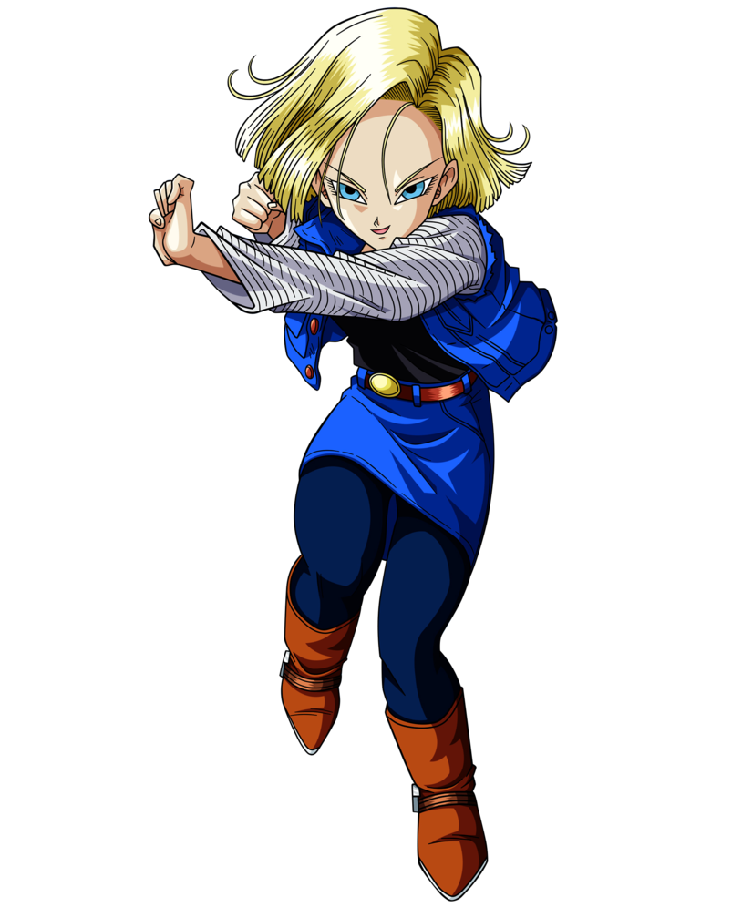android 18  android 18 vs battles wiki fandom powered by wikia #15