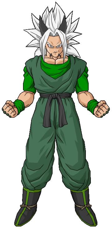 Image - Majin Nappa.png | Dragonball Fanon Wiki | Fandom powered ...