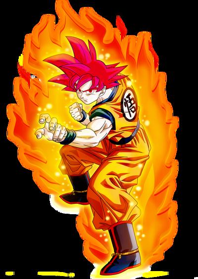 Ssg Goku