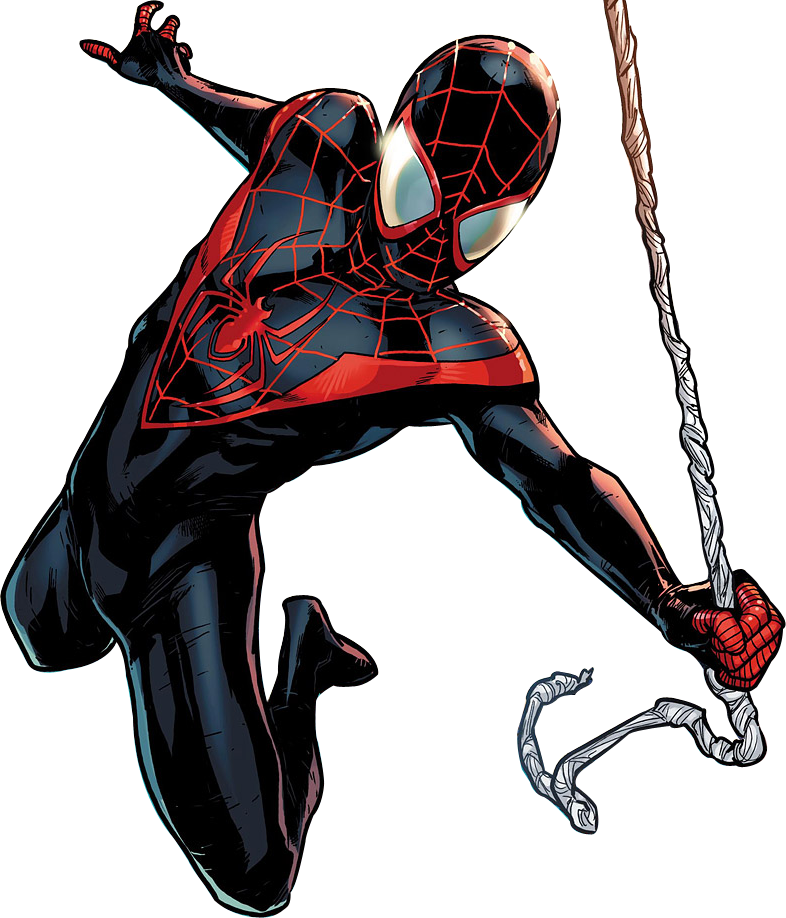 spiderman coloring pages miles morales - photo#21
