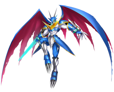 Digimon story cyber sleuth ulforceveedramon by zer0stylinx-d92g5st