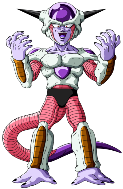 Frieza without armor by maffo1989-d537eom