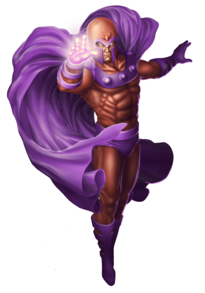 Magneto-PNG