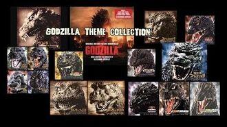 Godzilla theme collection