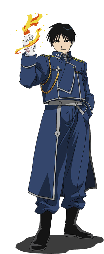 Roy Mustang | VS Battles Wiki | FANDOM powered by Wikia