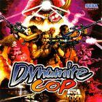 Dynamite Cop PAL DC-front