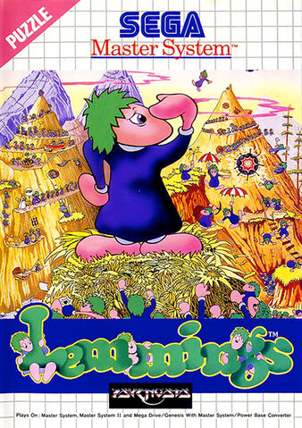 File:Lemmings SMS box art.jpg