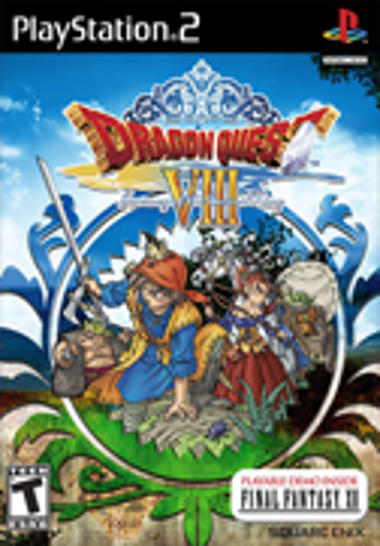 DragonQuestVIII