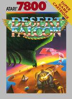 Desert Falcon 7800 Cover