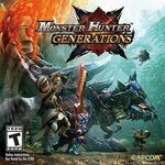 MonHun Generations Cover