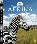 Afrika ps3 cover