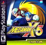 Megaman x5