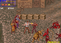 Growl arcade screenshot