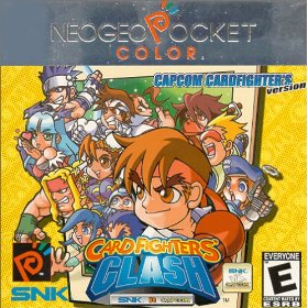 File:Snk vs Capcom Card Fighters Clash CAPCOM NGPC.jpg